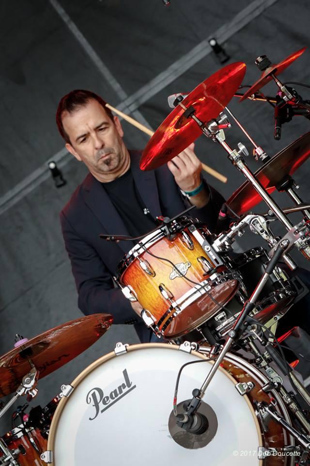 Fred Sebastian - Drums (Photo Credit: Deb Doucette)