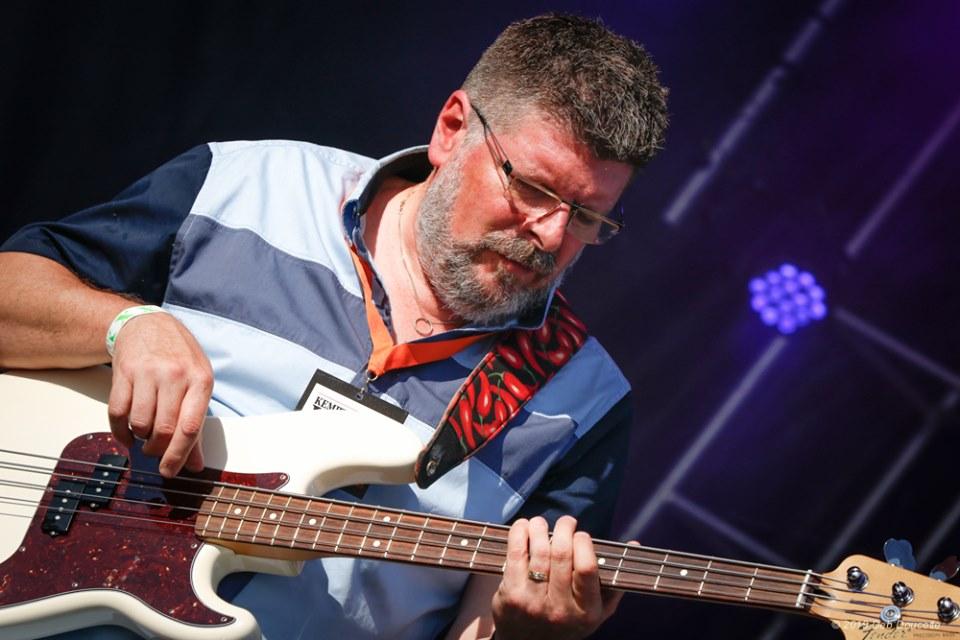 Sean Burke - Bass (Photo Credit: Deb Doucette)