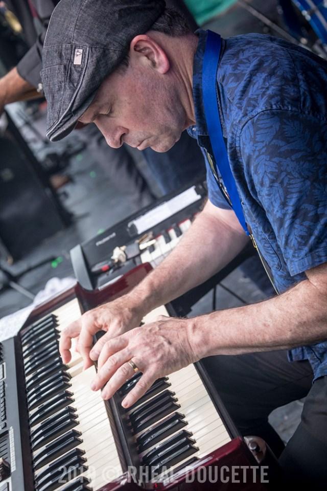 Sean McGee - Keys (Photo Credit: Rheal Doucette)