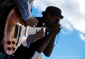 Lyle Odjick & The Northern Steam - Photo Credit: Brian Goldschmied