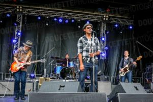 Lyle Odjick & The Northern Steam - Photo Credit: Rheal Doucette