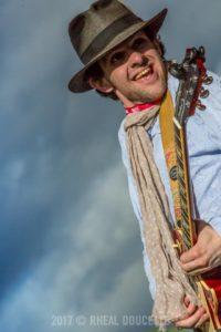 Ben Griggs - Photo Credit: Rheal Doucette