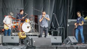 Lyle Odjick & The Northern Steam - Photo Credit: Deb Doucette