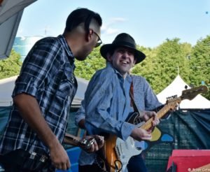 Lyle Odjick, Ben Griggs - Photo Credit: Brian Cote