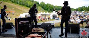 Lyle Odjick & The Northern Steam - Photo Credit: Lori Hoddinott