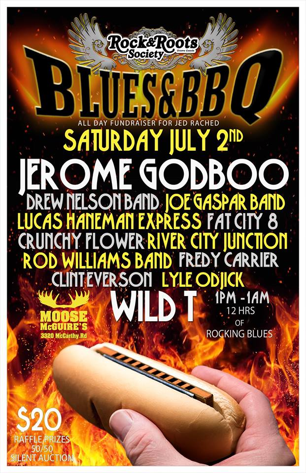Ottawa Rock & Roots Blues & BBQ