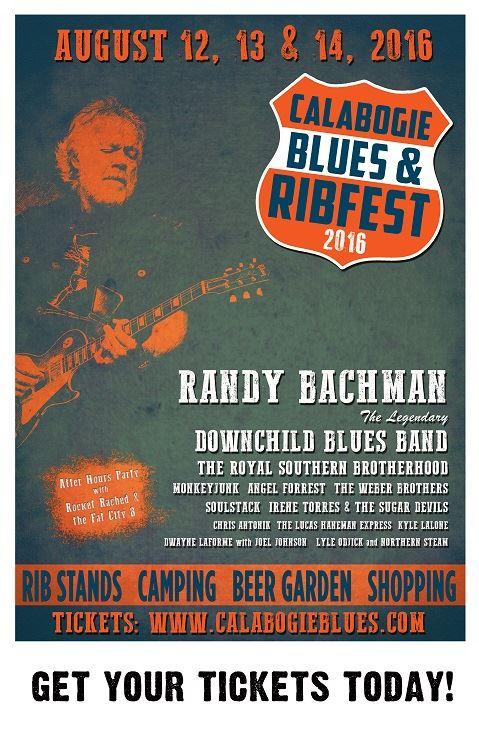 Calabogie Blues & Ribfest 2016
